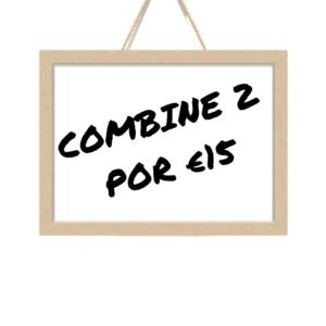 2 POR €15