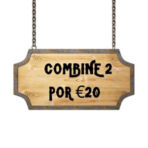 2 POR €20