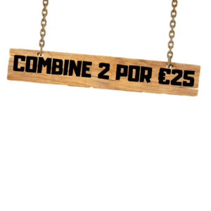 2 POR €25